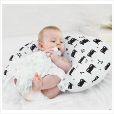 Embracing U-Shaped Maternity Breastfeeding Baby Infant Pillow
