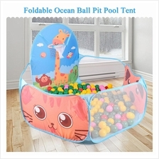 Foldable Ocean Ball Pit Pool Play Tent