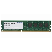 PATRIOT RAM Desktop DDR3 SIGNATURE LINE 1X 8GB PC1600 PSD38G16002