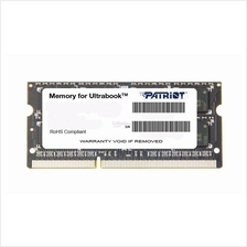 PATRIOT RAM Notebook DDR3L SIGNATURE LINE 1X 4GB PC1600 PSD34G1600L2S
