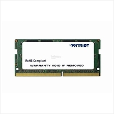 PATRIOT RAM Notebook DDR4 SIGNATURE LINE 1X 16GB PC2400 PSD416G24002S
