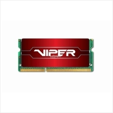 PATRIOT RAM Notebook DDR4 VIPER Series 1X 16GB PC2666 PV416G266C8S