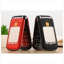 2.6 Inch Dual Screen Senior Flip Phone (WP-MINI21E) ★