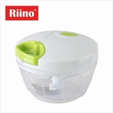 Riino Mini Chopper Multipurpose Kitchen Tools Crank Chop Mince Puree