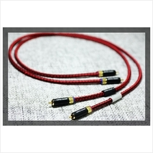 (PM Availability) Copper Colour Penny 芬尼 RCA/XLR interconnects