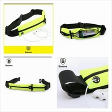 100% Genuine Baseus Sports Waist Pocket Belt Bag Running Cycling