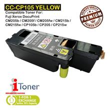 Fuji Xerox CP105 / CP205 / CP215 / CM205 / CM215 Yellow (Single Unit)