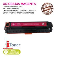 HP 125A CB543A Magenta (Single Unit)