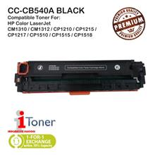 HP 125A CB540A Black (Single Unit)