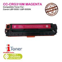 Canon 316 CRG316 Magenta (Single Unit)