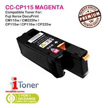 Fuji Xerox CP115 / CP116 / CP225 / CM115 / CM225 Magenta (Single Unit)