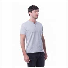 Essential Men's Button Top Tee MBT