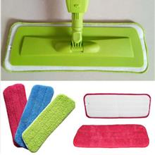 Easy Floor Cleaning Spray Mop Microfiber Cloth Pad Refill / Spare Part