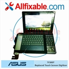 Asus TF300T TF300 Replace Change Touch Screen Digitizer Repair Service