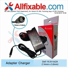 Dell 19.5V 4.62A XPS M140 M1210 M1330 M1530 Adapter Charger