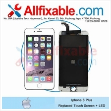 Apple Iphone 6 Plus Broken Crack Touch Screen + LED LCD replace change