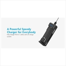Xtar SC1 Speedy Charger for Battery 18650/18700/22650/26650