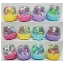 12 pcs My Little Pony Figure in Egg Toys – MLPEG01