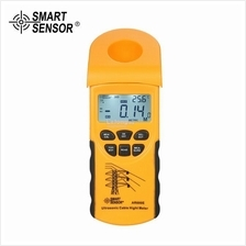 Ultrasonic LCD Cable Height Meter 6 Cables Measurement Height 3-23m