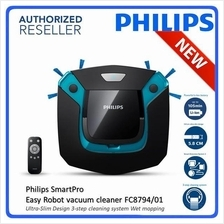 Philips SmartPro Easy FC-8794 Robotic Vacuum With Mopping Function
