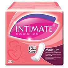 INTIMATE Maternity Pad SF 20sx6pkt)