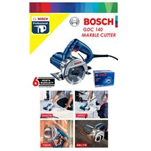Bosch GDC 1400W 115mm (4') Marble Saw Cutter
