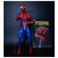 Super Hero Marvel Spiderman 32cm Figures