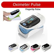 Pulse Finger Fingertip Oximeter Blood SpO2 Pulse Reader