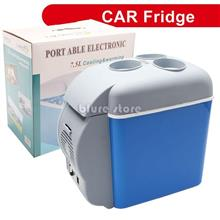 6L 7.5L Portable Cooler and Warming Car Fridge Refrigerator 12V