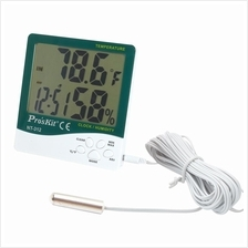 PROSKIT NT-312 Digital Temperature Humidity Meter With Probe