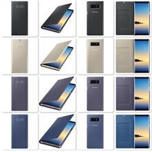 Original Samsung LED View Cover Case for Samsung Galaxy Note 8