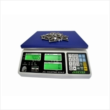 Jadever JCL Series Digital Counting Scale 6kg/0.1g, 30kg/1g