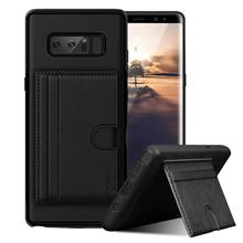 Rock Cana series Leather Case with Kickstand for Samsung Galaxy Note 8