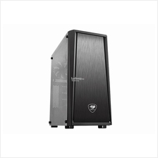 # COUGAR MX340 Tempered Glass Mid Tower Case #