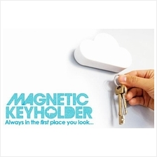 [Attractive Free Gift] White Cloud Magnetic Key Holder