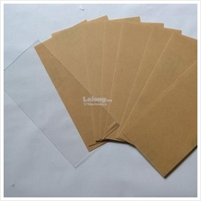 Clear Acrylic Sheet 3mm (T) A3