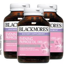 BLACKMORES Evening Primrose Oil 1000mg 3 x 100s