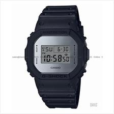 CASIO DW-5600BBMA-1 G-SHOCK digital 35th Anniv silver mirror face SC