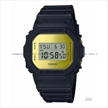 CASIO DW-5600BBMB-1 G-SHOCK digital 35th Anniv gold mirror face SC