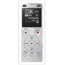 SONY 4GB & TF/M2 CARD SLOT DIGITAL VOICE RECORDER (ICD-UX560F) SIL