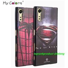 Sony Xperia XZ F8332 3D Relief Silicone Rubber Case Cover Casing