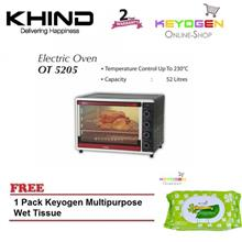 New Khind Electric Oven 52L OT5205 ( for up to 3kg chicken )