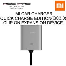 XIAOMI Mi Car Charger Quick Charge Ed QC3.0 & Clip On Expansion Device