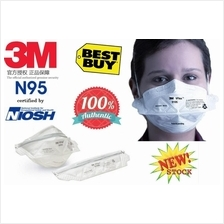 10 pieces 3M particular Respirator N95 Anti Mers Pm2.5