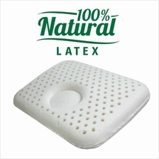 Free Ship 100% Natural Latex Pillow for newborn babies infant