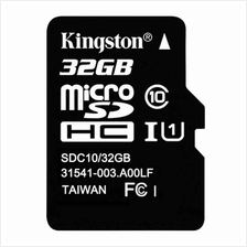 Kingston Class 10 microSD/TF Card