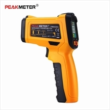 PM6530A NON-CONTACT DIGITAL COLORFUL DISPLAY INFRARED THERMOMETER TEMPERATURE