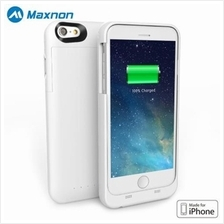 MAXNON MFI 4000MAH EXTRA BATTERY CHARGE COVER MOBILE POWER BANK CASE FOR IPHON
