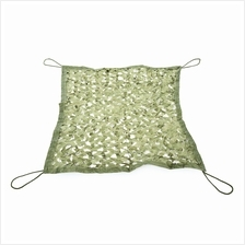 1 X 1M HUNTING CAMPING WOODLAND CAMO NETTING COVER (ARMY GREEN)