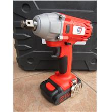 QNine 21V 1/2' Dr. Cordless Impact Wrench